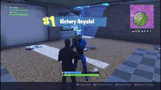 Fortnite with QB-2-Real