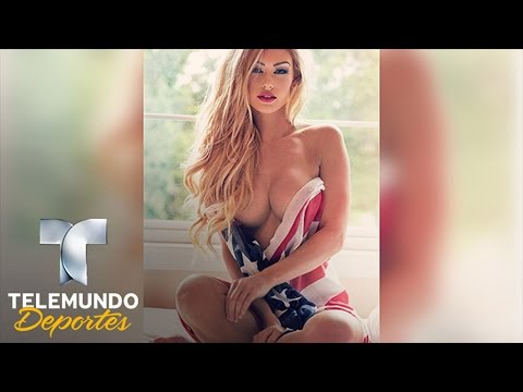 Jenna Reneé, una deslumbrante modelo fitness | Deporte Rosa | Telemundo Deportes