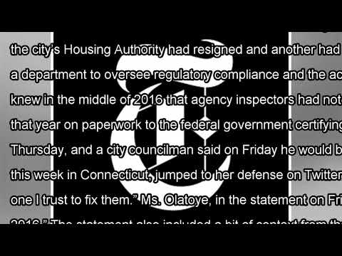 [Daily Times]2 housing authority officials resign after false lead paint reports