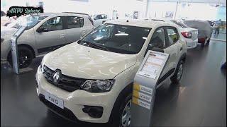 Renault KWID бюджетный автомобиль.