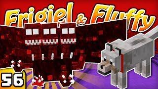 FRIGIEL & FLUFFY : CHA'GAROTH, L'HYDRE DES ENFERS | Minecraft - S4 Ep.56