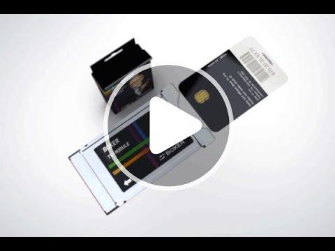 Højmoderne Installation af Boxer-kort og Boxer Tv-modul - YouTube FR-81