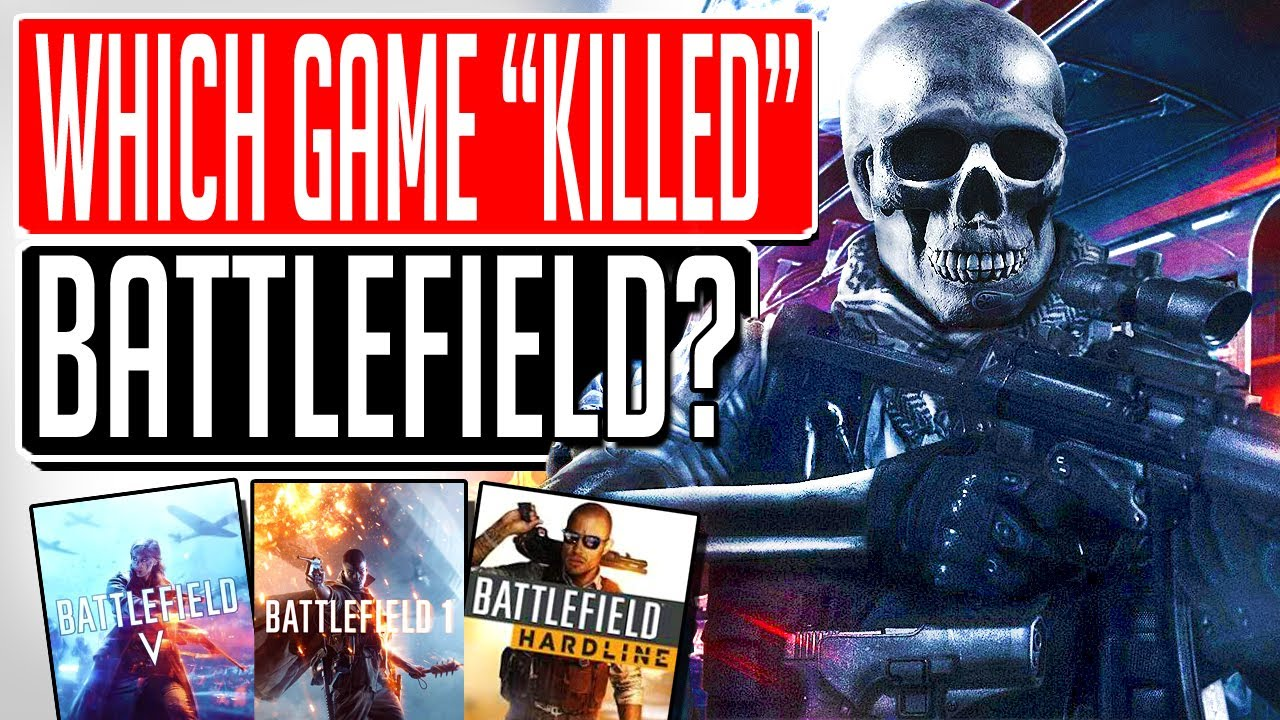 When Did Battlefield STOP Actually Being Battlefield? (Lost Identity) thumbnail
