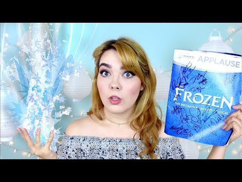 DISNEY'S FROZEN: THE BROADWAY MUSICAL | Review + Giveaway!