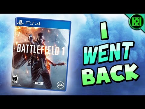 I went BACK to BF1 / Battlefield 1 Multiplayer Gameplay (2019)