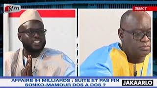 El Malick Ndiaye tacle severement Me El Hadji Diouf: