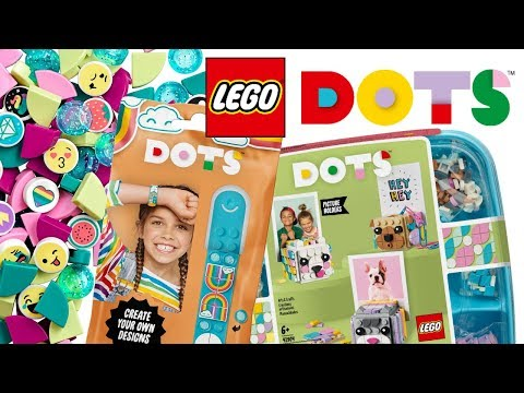 LEGO DOTS 2020 - New Theme, GREAT Value!