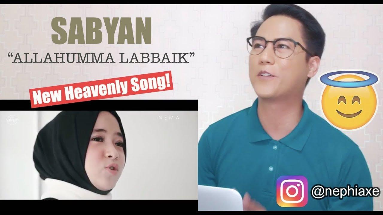 SABYAN - ALLAHUMMA LABBAIK | REACTION | Music Jinni