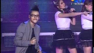 BE5T Live At Konser Smash Ready To Blast (07-07-2012) Courtesy SCTV