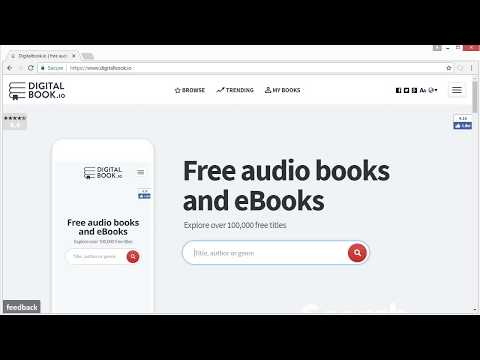 Digitalbook io | Free audio books and eBooks - Download or