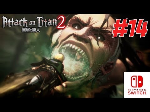 NINTENDO SWITCH ATTACK ON TITAN 2 PART 14