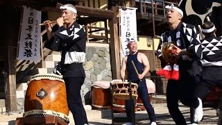11月5日の神恩感謝日本太鼓祭にて行われたものです。 This festival was...
