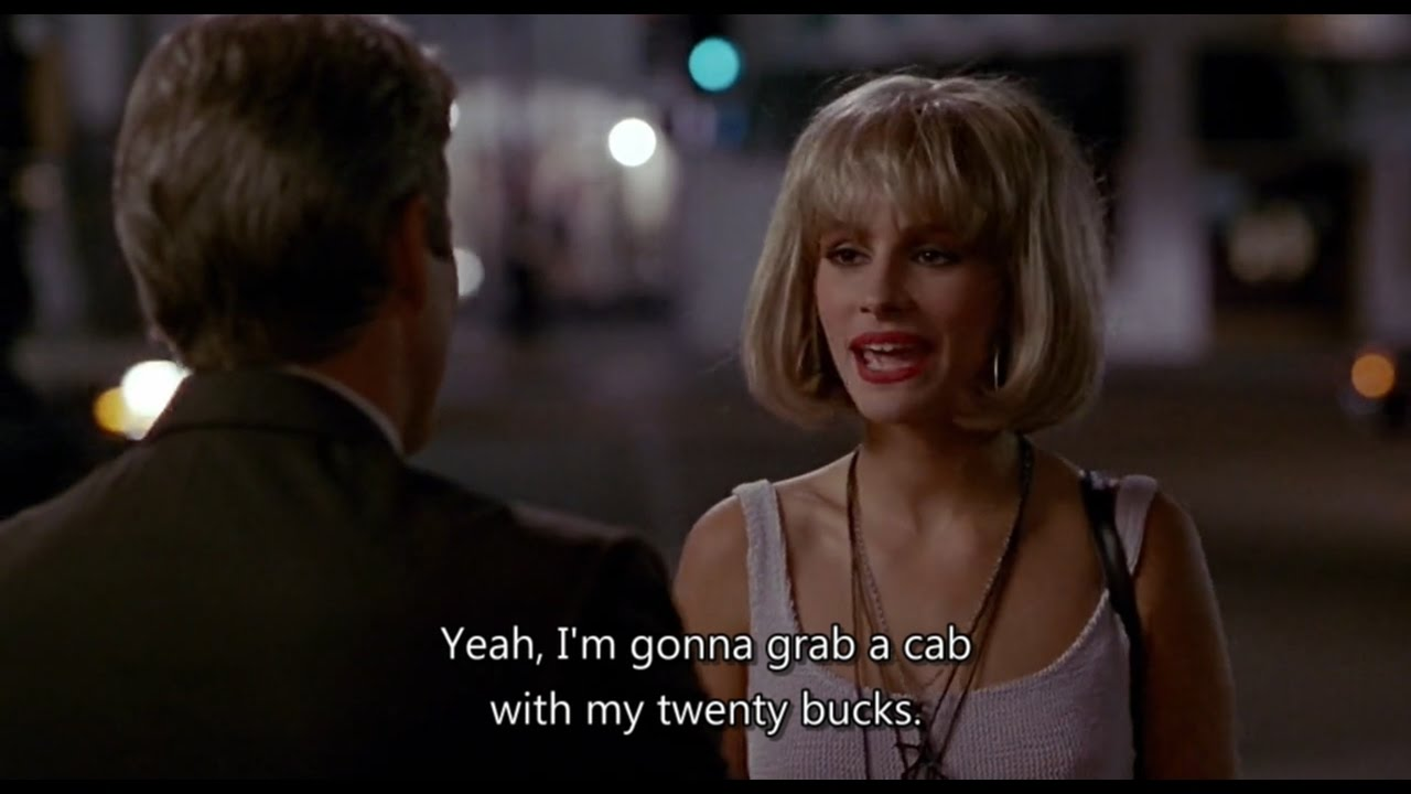 Pretty Woman 1990 A Hooker Meets Mr Lewis Youtube