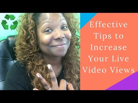 3 Effective Tips To Increase Your Video Views
