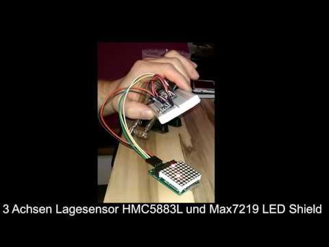 HMC5883 magnetometer calibration: sphe - CAREERS NOW OL