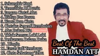 Koleksi Lagu Dangdut Hamdan Att Full Album