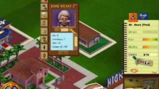 School Tycoon in-game footage 1