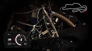 Ducati Desmosedici Stradale - The sound of a new era - Test bench