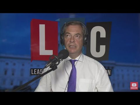 The Nigel Farage Show: is a Public Inquiry Good Enough? Live from Washington LBC - 15th June 2017