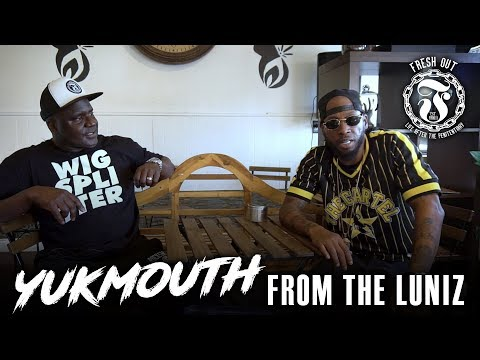 Yukmouth from the Luniz - Fresh Out: Life After the Penitentiary