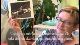 Hyvinvointia ja elinvoimaa ikäihmisille Ylä-Savossa