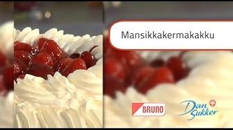 Helppo ja herkullinen mansikkakermakakku-resepti