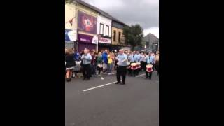 Flute Band @ 36th Ulster Division 2014