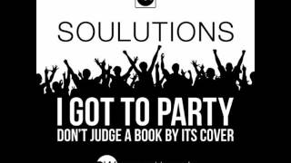 Soulutions - Don't Judge A Book By Its Cover