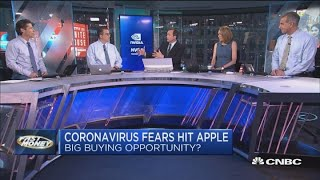 Coronavirus and the Apple impact