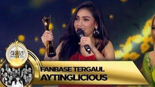 Selamat! Aytinglicious Terpilih Menjadi Fanbase Tergaul - ADI 2018 (16/11)