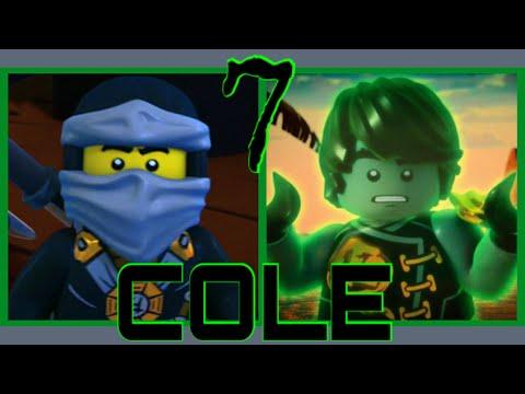 Cole 39 s season season 7 ninjago 2016 - Ninjago saison 7 ...