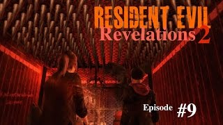 "Resident Evil Revelations 2 Part 9 Episode 3 ""Judgement"" (PS3) Processing Plant"