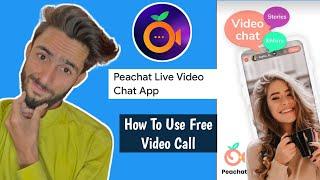 दोस्त बनाने के लिए मुफ्त वीडियो कॉलिंग ऐप्स | लड़कियों के साथ वीडियो चैट | डेटिंग वीडियो चैट नए ऐप्स 2021 screenshot 3