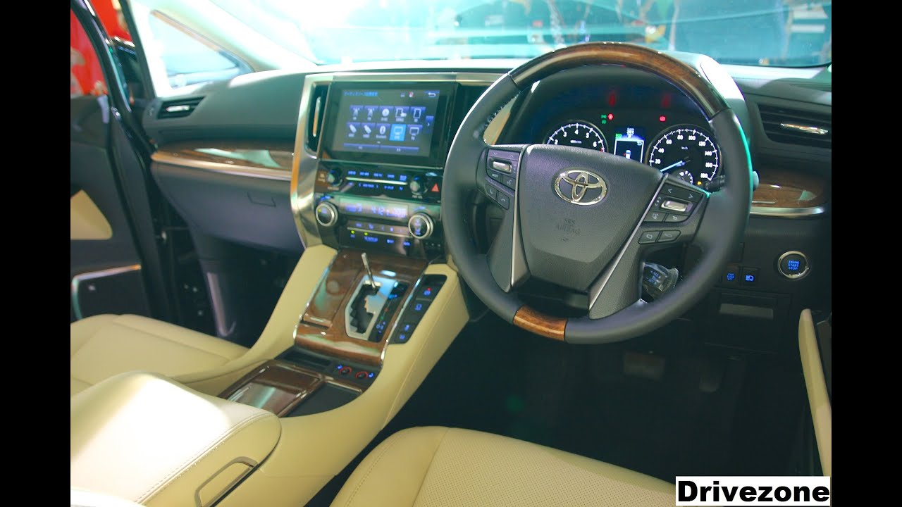All New Vellfire 2015 Interior Grand Avanza Bodykit 2016 Toyota Executive Lounge Not Wish