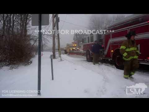 1-4-18 North Shore, Massachusetts Blizzard - 2