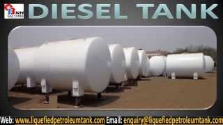 Used Liquefied Petroleum Gas Tank