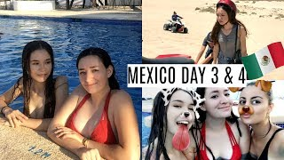 POOL DAY & STRANDED IN MEXICO | Mexico Day 3 & 4