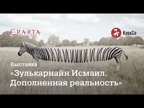 KudaGo Санкт-Петербург: Выставка «Зулькарнайн Исмаил. Дополненная реальность»