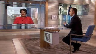 Full Stacey Abrams Interview: 'Pattern of behavior' for GOP opponent to remove voters
