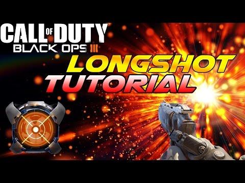 Black Ops 3 - BEST WAY TO GET LONGSHOTS w/ Marshal 16 Pistol!