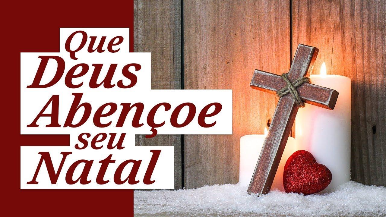 Deus O Abencoe: Que Deus Abençoe O Seu Natal