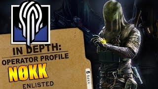 Rainbow Six Siege - In Depth: HOW TO USE NOKK [Nøkk] - Operator Profile