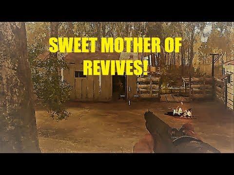 Hunt: Showdown - Sweet mother of revives!