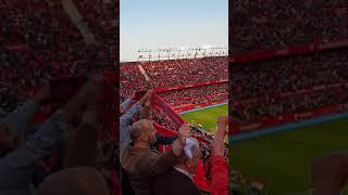 Inno prima della partita siviglia vs real sociedad 04/05/2018