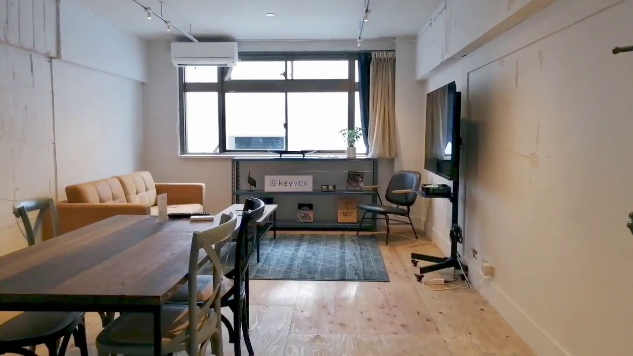 [KEYVOX Lounge] アクセス方法とご紹介