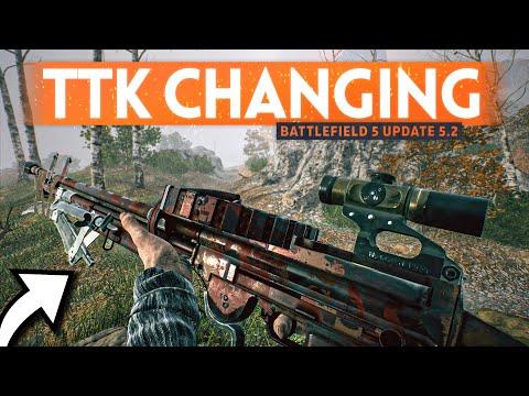 Update 5.2 TTK Changes Make Battlefield 5 WORSE... 😬