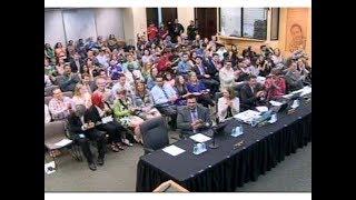 School Board Meeting - May 7, 2018