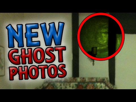 Top 5 New Ghost Photos | February 2017