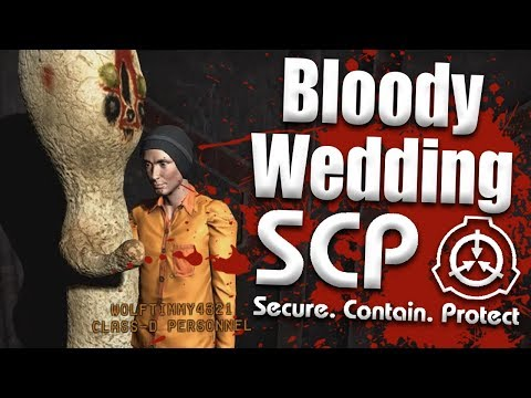 SCP: Bloody Wedding