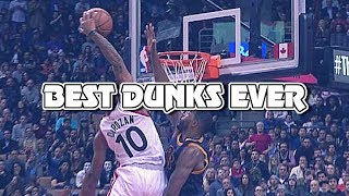 10 Impossible Dunks